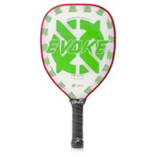 Evoke Teardrop Green Polymer Composite Paddle