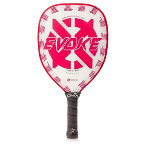 Evoke Red Polymer Composite Paddle