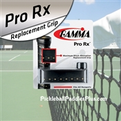 Pickleball Paddle Grip Gamma Pro RX