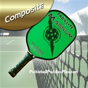 Green Magnum Composite Paddle