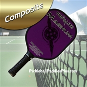 Purple Magnum Composite Paddle