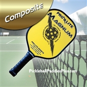 Yellow Magnum Composite Paddle