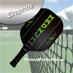 Green Magnum Graphite Stealth Paddle