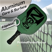 Green Nexus Alloy Paddle