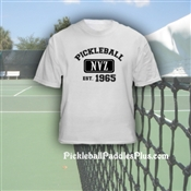 "Pickleball T-Shirt ""NVZ 1965"""