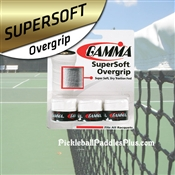 Pickleball Paddle Over Grip Gamma Supersoft