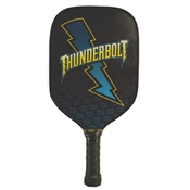 Thunderbolt Composite Pickleball Paddle Blue