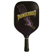 Thunderbolt Composite Pickleball Paddle Purple