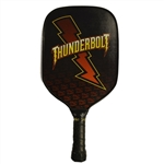 Thunderbolt Composite Pickleball Paddle Red