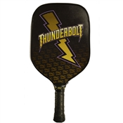 Thunderbolt Composite Pickleball Paddle Yellow