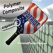 PAC Pickleball Paddle Edgeless Patriot