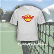 "Pickleball T-Shirt ""Players Club"""