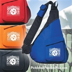Pickleball Paddle Sling Bag Pickleball Fanatic