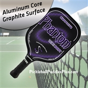 Purple Phantom Graphite Paddle