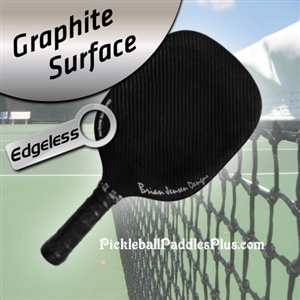 Black Performance One Paddle Graphite Paddle
