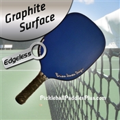 Blue Performance One Paddle Graphite Paddle