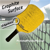 Yellow Performance One Paddle Graphite Paddle