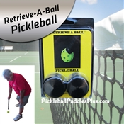 Retrieve A Ball Pickleball Picker Upper