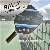 Blue Rally Graphite Paddle