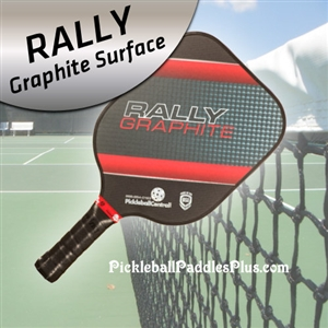 Red Rally Graphite Paddle