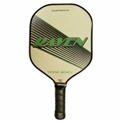 Raven Oversized Aluminum Core Paddle-GREEN