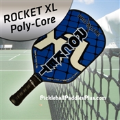 Rocket XL Blue Polymer Composite Paddle