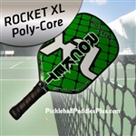 Rocket XL Green Polymer Composite Paddle