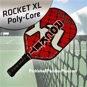 Rocket XL Red Polymer Composite Paddle