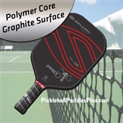 Pickleball Paddle Selkirk Pro S1G Graphite