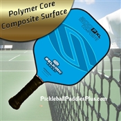Cyan Blue Selkirk 200 P-XL Polymer Paddle