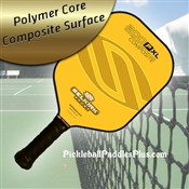 Yellow Selkirk 200 P-XL Polymer Paddle
