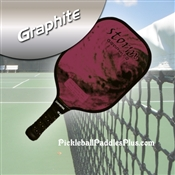 Pink Storm Graphite Paddle