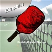 Red Storm Graphite Paddle