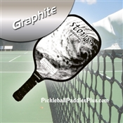 White Storm Graphite Paddle