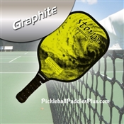 Yellow Storm Graphite Paddle