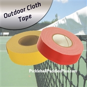 Pickleball Court Tape-Outdoor Cloth Tape