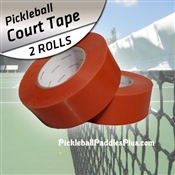 Pickleball Court Tape - Indoor/Outdoor Red
