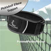 Pickleball or Tennis Elbow Hg80 Gel Support Brace