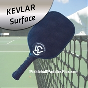 Blue WhipperSnapper KLX-II Kevlar Paddle