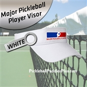 Pickleball Visor Major Pickleball Player