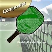 Green White Z5 Composite Paddle