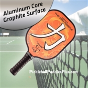 Orange Zen Graphite Paddle