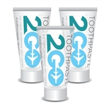 Toothpaste 2 Go Travel-Sized Refill Tubes 3-Pack