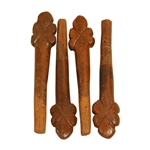 Afghani Rebab Pegs,  Set of 6