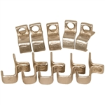 Bodhran Outside Tunable Clips, 10 Pack