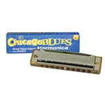 Chicago Blues Harp G