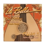 La Bella Oud 11/12-String Set, Arabic