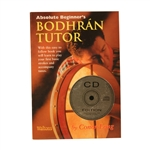 Absolute Beginner's Bodhran Tutor,Bk/CD