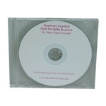 Beginner Cymbal, Belly Dance CD