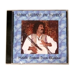 Middle Eastern Rhythms CD, by Lazzaro
